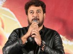 Tanish Speech On Occasion Completing 10 Years As Hero