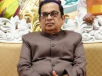 Actor Brahmanandam Health Is Stable Son Gautam