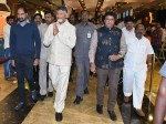 Chandrababu Watches Ntr Kathanayakudu Movie
