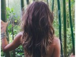 James Bond Girl Halle Berry Goes Topless