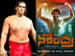 Wwe Superstar The Great Khali Makes His Telugu Debut