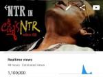 Lakshmi S Ntr Teaser Get 1 1 Million Views 12 Hours