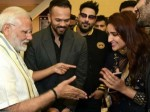 Pm Narendra Modi Parineeti Chopra S Awkward Moments