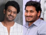 Ys Jagan And Prabhas To Attend Ysr Biopic Yatra Prerelease Event