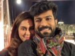 Upasana Shares Video Ram Charan S Diet Fish Fry On Vvr Sets