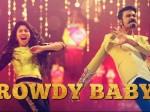 Sai Pallavi S Rowdy Baby Song Making Sensation Youtube
