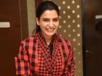 Samantha Not Doing Old Character Nandini Reddy Film