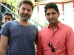 Allu Arjun Trivikram Movie Will Launch On Valentine Day