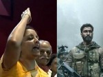 Nirmala Sitharaman Gets Excited Says How S The Josh While Watching Uri The Surgical Strike