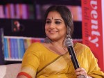 Vidya Balan Comments On Women That Are Naughtier After