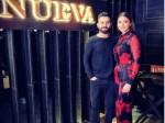 Anushka Sharma Virat Kohli Celebrate Valentine S Day