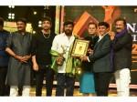 Chiranjeevi Speech At Tsr Tv9 National Film Awards 2017