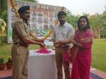 Kaushal Manda Kartikeya Harish Shankar Rvg Donates Martyred Crpf Jawans