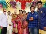 Super Star Krishna Graced At Fan Daughter S Marriage