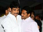 Hot Topic Akkineni Nagarjuna Meets Ys Jagan