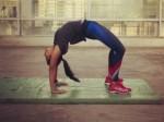 Pooja Hegde Gym Workout Goes Viral Social Media