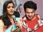 Varalakshmi Sarathkumar Made Hot Comments On Prabhas