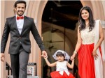 Anchor Ravi Released His Family Pics
