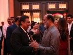 Mukesh Ambani At Soundarya Rajinikanth S Wedding Reception