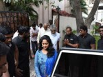 Ahead Sridevi S Death Anniversary Boney Kapoor Anil Kapoor Hold Puja At Chennai Home