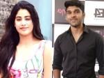 Gautham Menon Janhvi Kapoor Replace Bala Megha Chowdhury In Arjun Reddy Remake