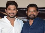 Allu Aravind Meets Namrata Before Allu Arjun Sukumar Movie Announcement