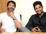 Interesting Details On Allu Arjun Trivikram Srinivas Hatric Movie