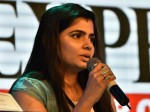 Chinmayi Registers Complaint Against Vairamuthu