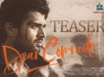 Dear Comrade Teaser Released Four South Indian Languages