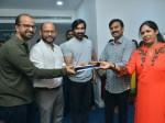 Ravi Teja New Film Disco Raja With Vi Anand Was Kick Started