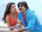 Kajal Aggarwal Romance With Raviteja Third Time