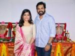 Karthi With Rashmika Movie Started
