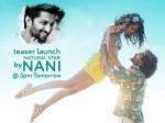 Hero Nani Unveil The Hippi Teaser