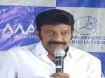 Hero Rajasekhar Emotional Speech At Maa Press Meet