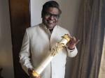 Sirivennela Seetharama Sastry Received Padma Shri From Ram Nath Kovind