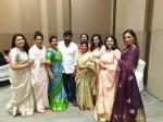 Chiranjeevi Krishnam Raju And Other Celebrities At Venkatesh Daughter Wedding Reception