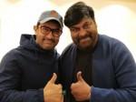 Aamir Khan Met Chiranjeevi At Kyoto Airport