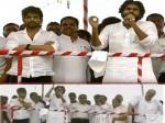 Allu Arjun Attended At Pawan Kalyan S Palakollu Janasena Party Meeting