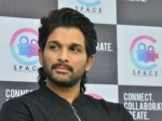 Stylish Star Allu Arjun Speech At Navdeep S C Space Launch