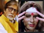 Kanchana Hindi Remake Amitabh Bachchan As Transgender Woman
