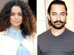 Kangana Ranaut Donates 1 Lakh For Aamir Khan S Paani Foundation