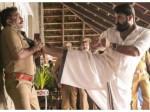 Kerala Police Complaint To Cm Pinarayi Vijayan On Lucifer Poster