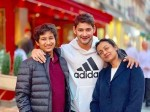 See Pics Mahesh Babu Family Vacation In Paris