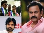 Shock To Nagababu Jeevitha Rajashekhar Joined Ysr Congress