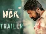 Suriya S Ngk Movie Trailer Released