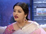 Renu Desai Participates In Alitho Saradaga Programme Which Is Hosted By Ali