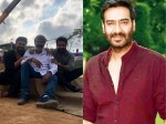 Interesting Details Of Ram Charan Ntr And Ajay Devgn S Entry Scenes In Rrr