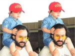 Saif Ali Khan About Police Against Paparazzi Clicking Taimur