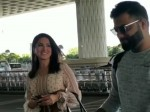 Is That Virat Kohli With Sunny Leone At The Airport