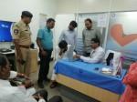 Pawan Kalyan Fallen Sick Hospitalised In Vijayawada